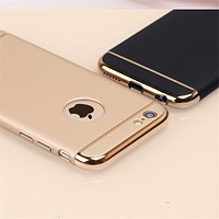 Luxury Ultra Thin Shockproof Cover Coque Case for iPhone 6 7 plus 6s 7 Plus case Coverage Phone Cases For i7 i6 Plus i6s 5 5S SE