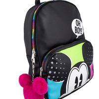 Disney Parks Mickey Mouse Pizazz Mini Backpack New with Tags