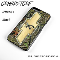 Camo Browning Chevrolet For Iphone 6 Case UY