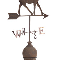 Sub Zero Collection Moose Weathervane