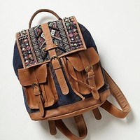 Free People Womens Jaymes Backpack - Multi One