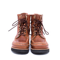 Russell Moccasin SS14 South 40 Boot Whiskey Cavalier - CONTEXT CLOTHING - Free Shipping!