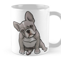 Grey Frenchie by rachels1689