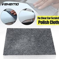 20*10cm Car Scratch Repair Tool Cloth Nano Material Surface Rags For Automobile Light Paint Scratches Remover Scuffs  polish