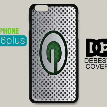 AJ 2756 Green Bay Packers Carbon Design iPhone Cases