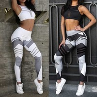 Casual High Waist Yoga Pants