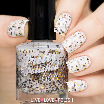 Pretty & Polished There is S'more to Life Nail Polish