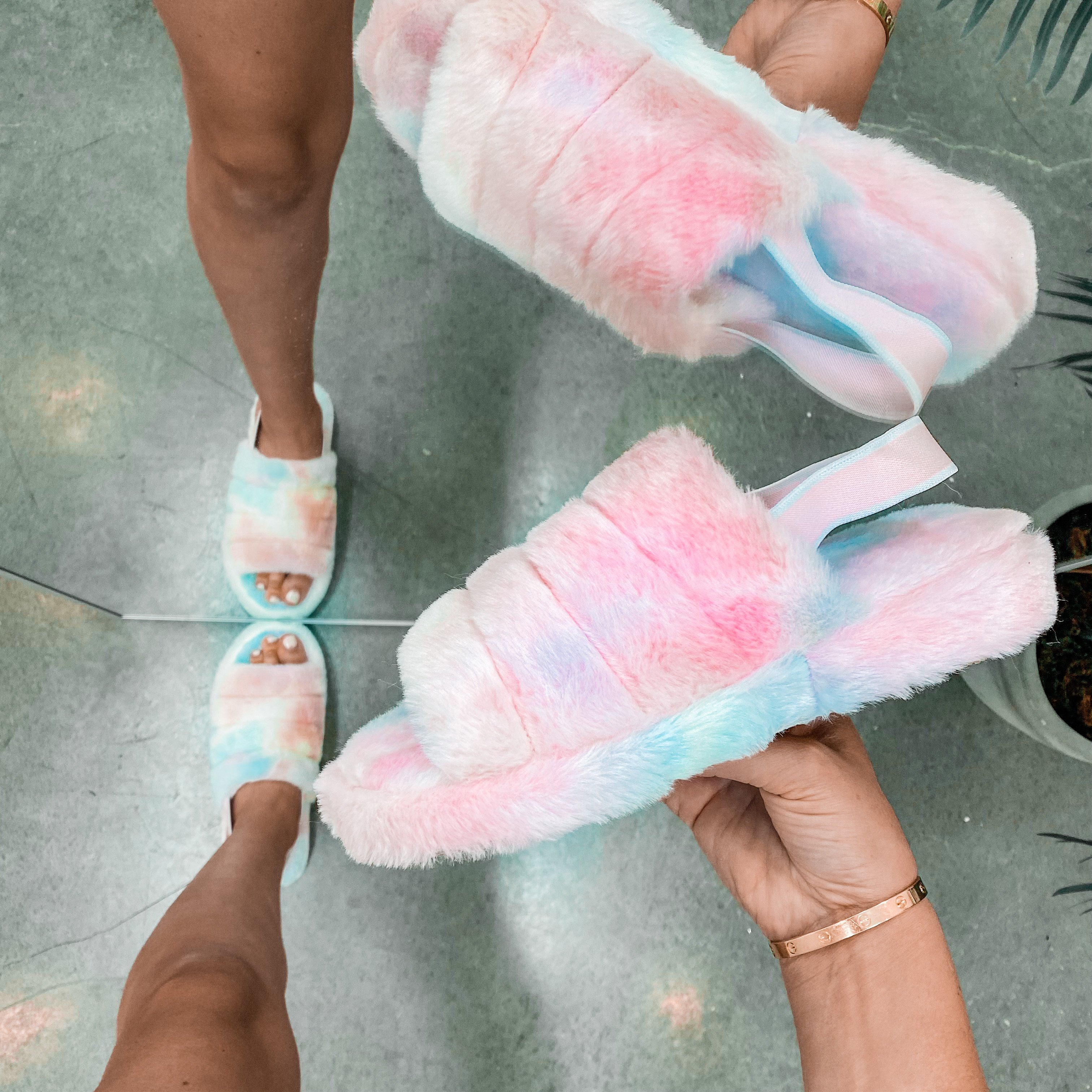 Image of The Snuggle Is Real Slippers