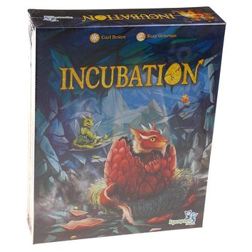 Incubation Game Synapses Games Dragon Egg Luma Family Gift Objective Toy