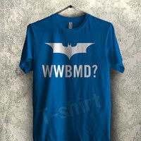 BATMAN wwbmd tee -11ny Unisex T- Shirt For Man And Woman / T-Shirt / Custom T-Shirt / Tee