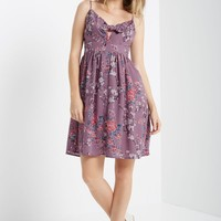 Addy Fit and Flare Swing Dress