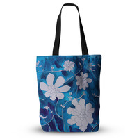 """Theresa Giolzetti """"Succulent Dance 1"""" Everything Tote Bag"""