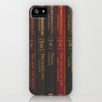 A Narnia Journey iPhone & iPod Case by Shawn Terry King