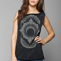Truly Madly Deeply Mystic Fortune Muscle Tee - Urban Outfitters