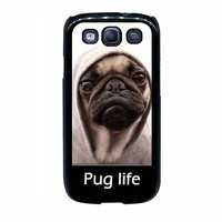 pug life parody fans funny hilarious case for samsung galaxy s3 s4