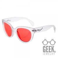 DC Comics Harley Quinn Sunglasses With Case
