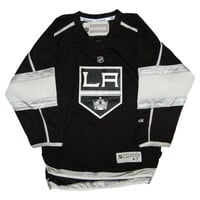 Los Angeles Kings Reebok Toddler Replica (2-4T) Home NHL Hockey Jersey