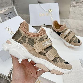 DIOR 2021 latest casual d-wonder sneakers shoes