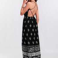 Secret Escapade Maxi Dress