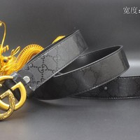 Gucci Belt Men Women Fashion Belts 537950