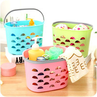 Bathroom Storage Plastic Storage Basket = 4877857668