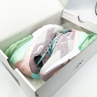 Nike Air Max 270 Popular Women Casual Air Cushion Sport Running Shoes Sneakers