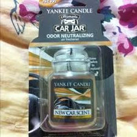 New Car Scent Ultimate Gel Air Freshener by Yankee Candle
