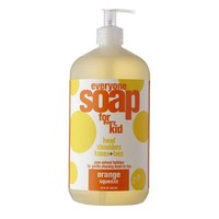 EO Products EveryOne Kid's Foaming Soap Refill Orange Squeeze 32 Oz.