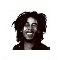 Bob Marley: Smile Unknown Art Print