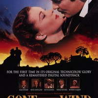 Gone With The Wind 11x17 Movie Poster (1961)