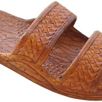 Pali Hawaii Classic Jesus Sandals - - BROWN/8