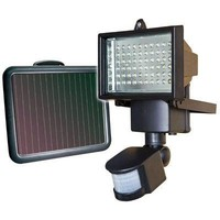Outdoor 60 LED Solar Motion Light - No Wiring Required