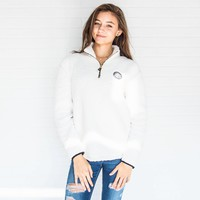 Cloud Sherpa Pullover