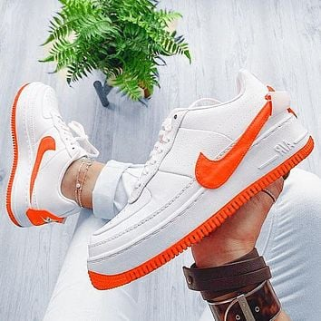 Nike Air Force 1 AF1 JESTER new stitching couple low-top casual sneakers