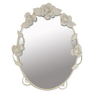 Vintage Rose Collection Mirror | Dunelm Mill