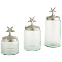Seaside Canisters