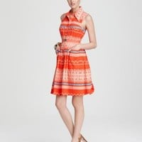 Quotation: Plenty by Tracy Reese Shirt Dress - Sleeveless Stripe | Bloomingdale's