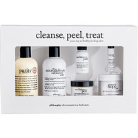 Cleanse, Peel, Treat Kit