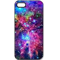 S9Y Universe Space Nebula Pattern Galaxy Case Hard Cover Back Skin Protector For Apple iPhone 4 4S Style C