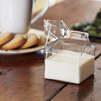 Milk Carton Creamer (half pint) - Dining