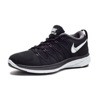 NIKE WMNS FLYKNIT LUNAR 2 - BLACK | Undefeated