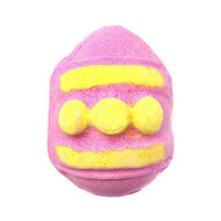 Lush Cosmetics the Immaculate Eggception - Pink Easter Bath Bomb