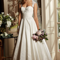 Wtoo by Watters Anastasia 13406 A-Line Lace Wedding Dress