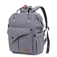 Alameda Fashion Multi-function Diaper Bag with Stroller Straps