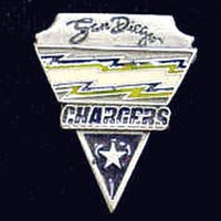 LMFNOC NFL Pin - Los Angeles Chargers SFP042