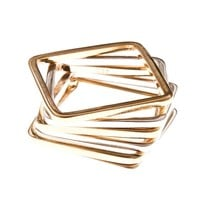 Square Band Ring MR-5