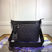 LV Louis Vuitton MICK CANVAS SHOULDER BAG