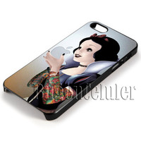 Snow White Apple Cover - iPhone 4 4S iPhone 5 5S 5C and Samsung Galaxy S3 S4 S5 Case