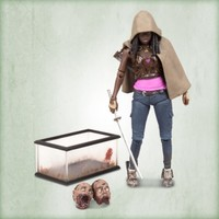 The Walking Dead Series 3 - Michonne (Variation) Action Figure