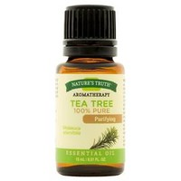 Nature's Truth Tea Tree Aromatherapy Essential Oil - 15mL